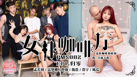 麻豆系列PMS002女僕咖啡廳EP1歸零官网抓取