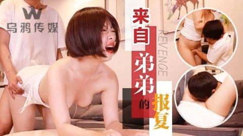 麻豆系列WY-0004姐姐因辱骂弟弟,却遭到弟弟插入报复抖阴抓取